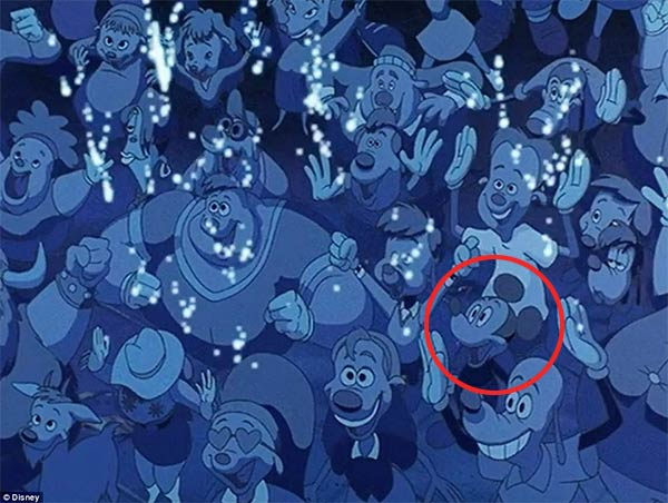 Disney Reveals Where They've Hidden Mickey Mouse In Their Movies