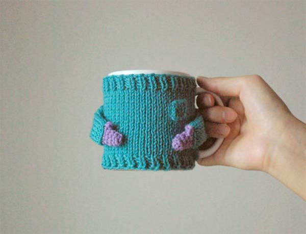 Knitted Sweaters For Your Coffee