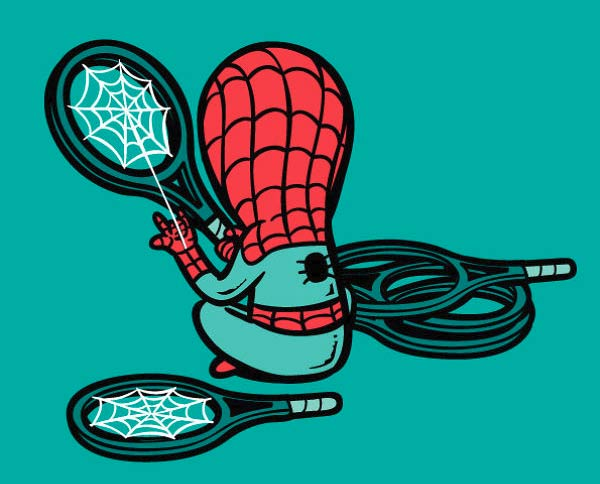 Superheroes' Part-Time Jobs