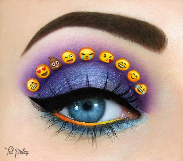 Eye Makeup Art by Tal Peleg