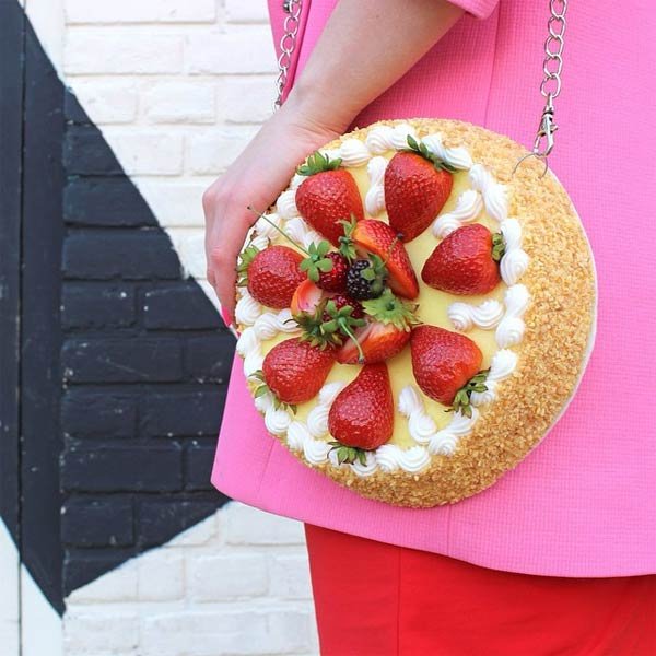 Food Handbags by Rommy Kuperus