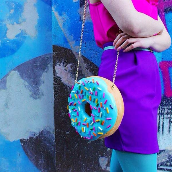 Food-Inspired Fashion Accessories