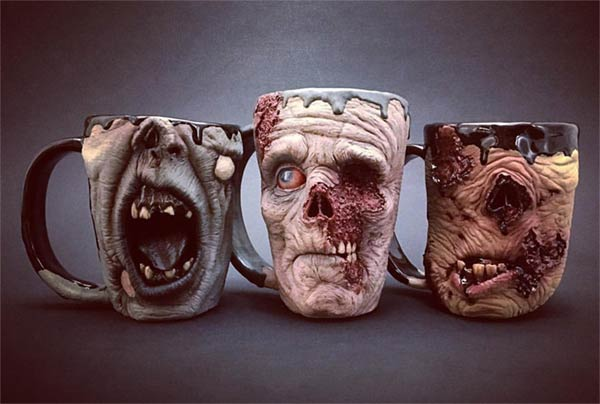 Zombie Coffee Mugs