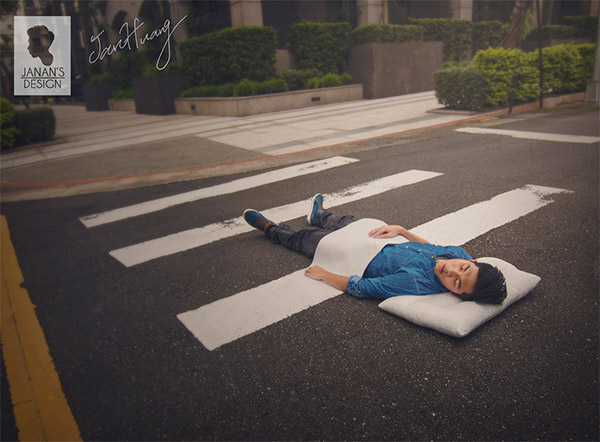Surreal Photography - Road Marking Series