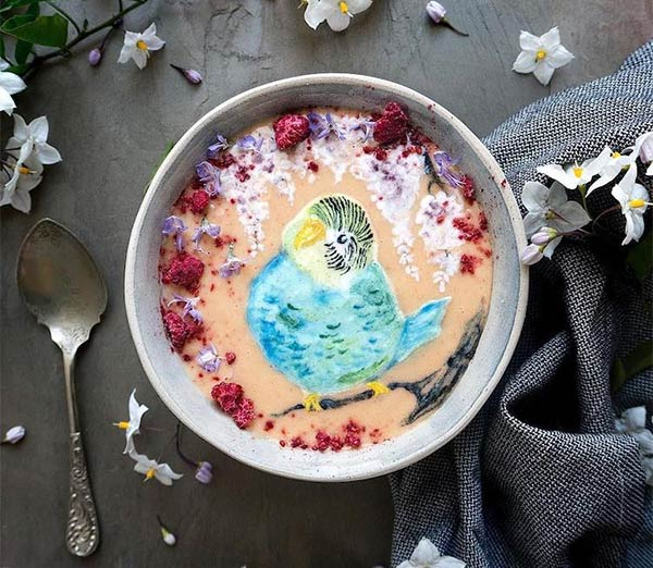These Smoothie Bowls Are Basically Works Of Art