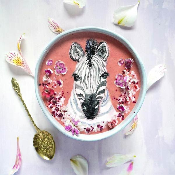You NEED To See This Insane Smoothie Bowl Art