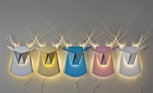 Folded Lamps