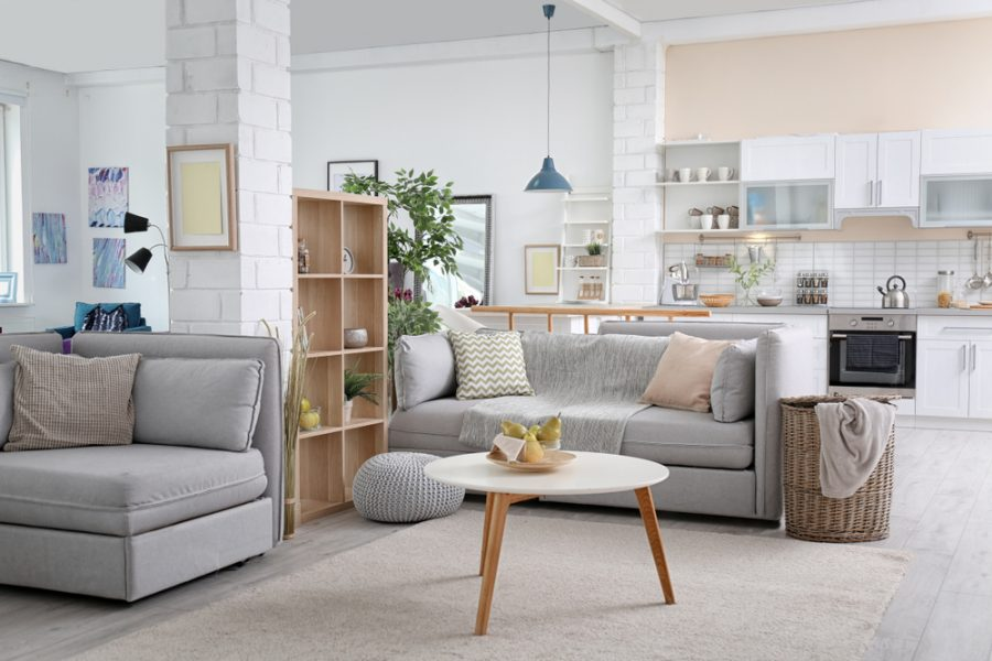 5 Furniture Arrangement Tips