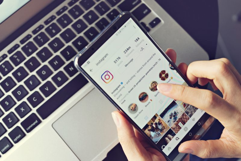 Create The Most Stunning Instagram Account