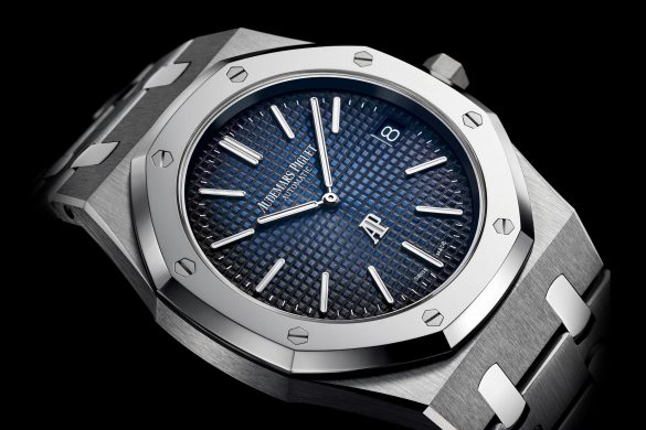 Finding Inspiration In The Royal Oak by Audemars Piguet