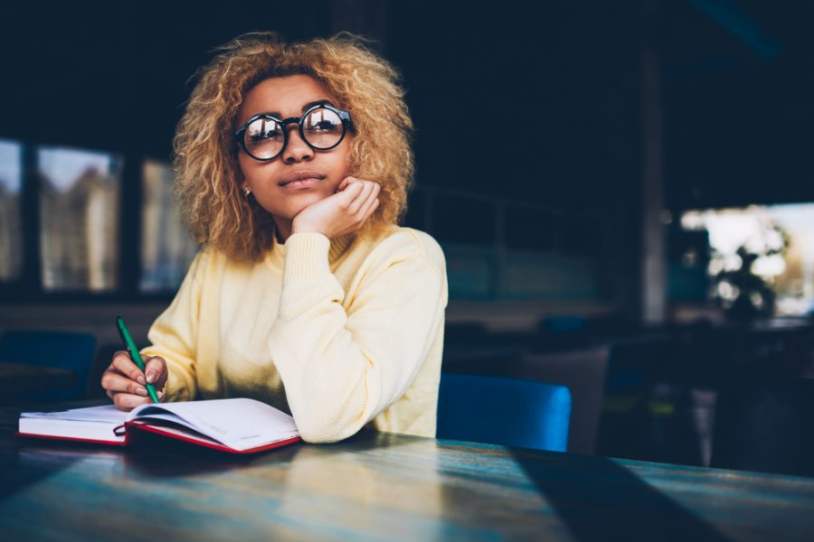 HOW TO UNDERSTAND WHAT TO WRITE ABOUT: 5 SIMPLE IDEAS