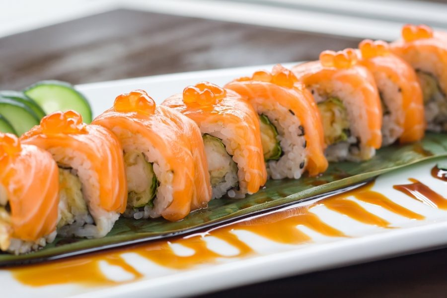 The Top 10 Most Popular Sushi Rolls