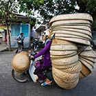 Vietnam's Motorbikes Carry Incredible Loads of Stuff