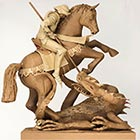 Amazing Sculptures Made out of Cardboard by Chris Gilmour