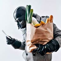 Photographer Humorously Imagines Darth Vader's Daily Life Activities