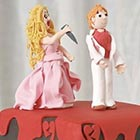 Celebrate Separation with Novelty Divorce Cakes