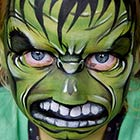 Incredible Face Painting Art by Christy Lewis