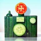 Amazing Food Artwork by Dan Cretu