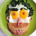 Funny Food Art by Bill & Claire Wurtzel
