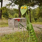 Funny & Extraordinary Mailboxes