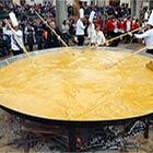 Giant Easter Omelette