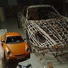 Homemade Porsche 911: World's Slowest Sports Car