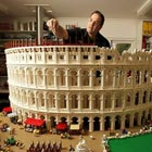 The World's First Lego Colosseum
