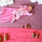 Creative Mom's Photography Explores Her Baby's Dreams