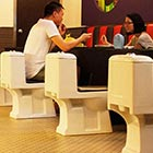 Modern Toilet Restaurant in Taiwan