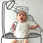Funny Doodles by Creative Mother Amber Wheeler
