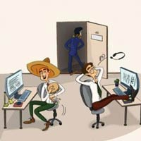 Funny Illustrations That Describe The Office Life Perfectly