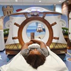 Pirate-Themed CT Scanner For Kids