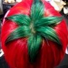 Ripe Tomato Hairstyle
