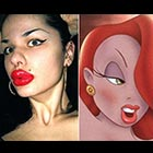 Russian Woman Gets Lip Injections To Look Like Jessica Rabbit