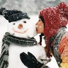 Inspiring Snowman Photography