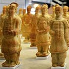 Food Artist Turns Pizza Dough Into Terracotta Warriors