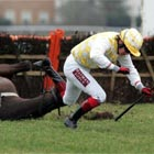 Britain's Unluckiest Jockey – Suffered 367 Falls with 42 Injuries