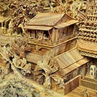Chinese Sculptor Spends 4 Years Sculpting World's Longest Wooden Masterpiece